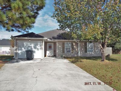Single Family Home For Sale: 1704 Falcon Cove Lane