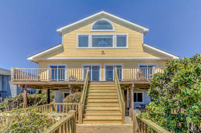 Folly Beach Single Family Home For Sale: 805 E Arctic Avenue