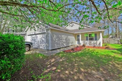 Ladson Single Family Home For Sale: 230 Two Pond Loop