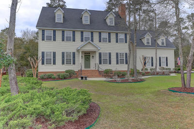 Dorchester County Single Family Home For Sale: 210 Scalybark Road