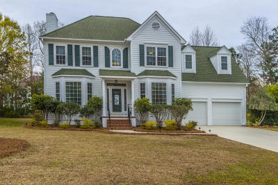 Brickyard Plantation Single Family Home Contingent: 2812 Rosedown Point