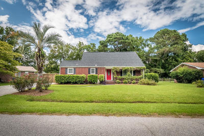 Single Family Home Contingent: 1222 Byron Road