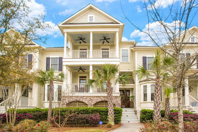 Berkeley County, Charleston County Attached For Sale: 306 Island Park Drive