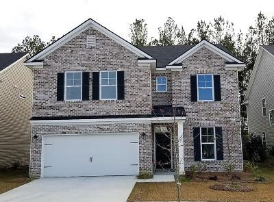 Summerville Single Family Home For Sale: 387 Sanctuary Park Drive