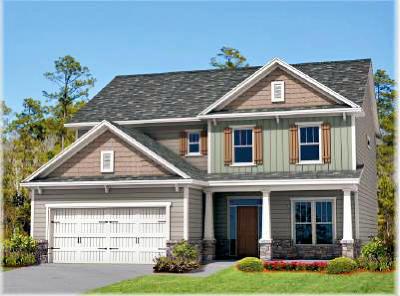 Summerville Single Family Home For Sale: 389 Sanctuary Park Drive