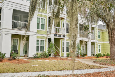 Charleston County Attached For Sale: 1722 Chatelain Way