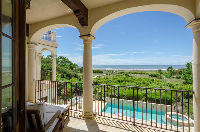 Kiawah Island Single Family Home For Sale: 130 Ocean Palms Court