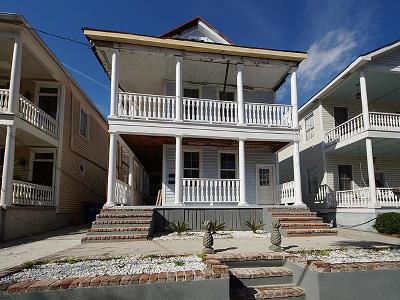 Single Family Home For Sale: 128 Fishburne Street
