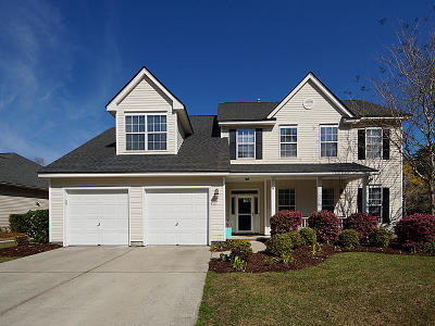 Mount Pleasant Single Family Home Contingent: 1458 Clarendon Way