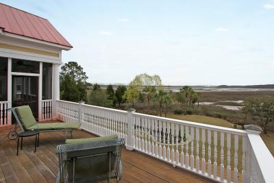 Charleston Single Family Home For Sale: 725 Bounty Square Drive