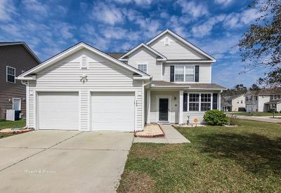 Ladson Single Family Home For Sale: 144 Education Blvd