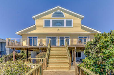 Folly Beach Multi Family Home For Sale: 805 E Arctic Avenue