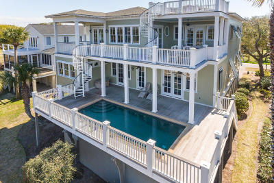 Isle Of Palms Single Family Home For Sale: 3109 Waterway Boulevard
