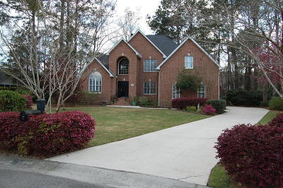 Mount Pleasant Single Family Home Contingent: 2651 Mill Grove Court