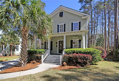 Johns Island Single Family Home For Sale: 5001 Coral Reef Court