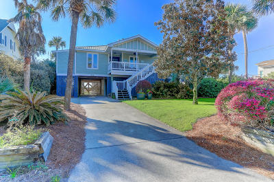 Folly Beach Single Family Home Contingent: 1001 E Arctic Avenue