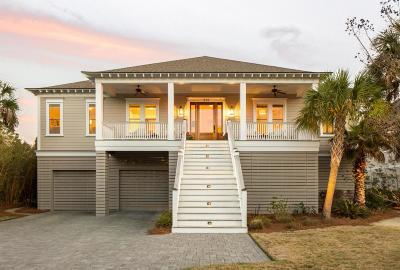 Folly Beach Single Family Home For Sale: 313 Shadow Race Lane
