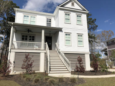 Mount Pleasant Single Family Home For Sale: 1633 Rivertowne Country Club Drive