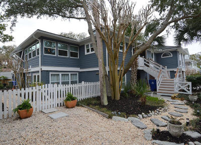 Isle Of Palms Single Family Home For Sale: 33 42nd Avenue