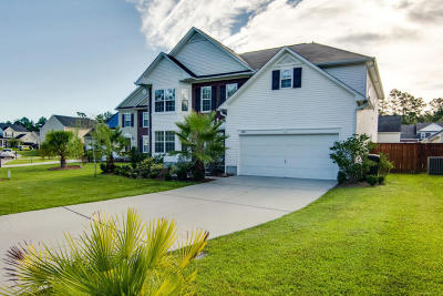 Goose Creek Single Family Home For Sale: 434 Green Park Lane