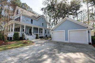 Mount Pleasant Single Family Home For Sale: 226 River Oak Dr.