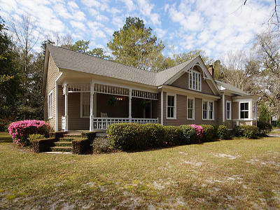 Summerville Single Family Home For Sale: 100 W Carolina Avenue