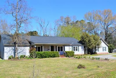 Moncks Corner Single Family Home For Sale: 509 Hill Street