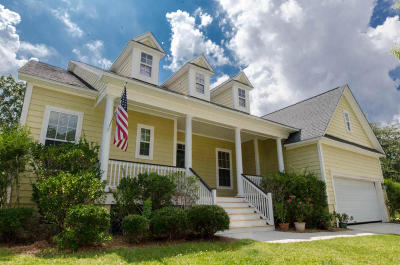 Mount Pleasant Single Family Home For Sale: 3501 Toomer Kiln Circle