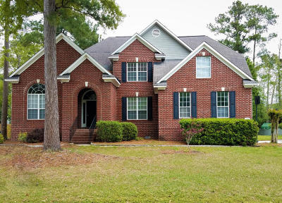 Legend Oaks Plantation Single Family Home For Sale: 1007 Crooked Oak Road