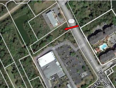 Charleston Residential Lots & Land For Sale: 1965 Folly Road