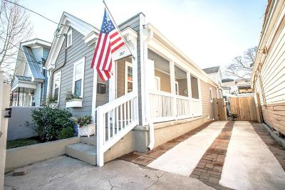 Charleston Single Family Home For Sale: 207 Fishburne Street