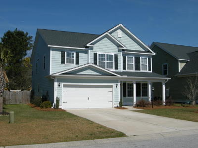 Charleston Single Family Home For Sale: 444 Nelliefield Trail