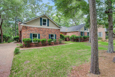 Summerville Single Family Home For Sale: 418 Lakeview Drive