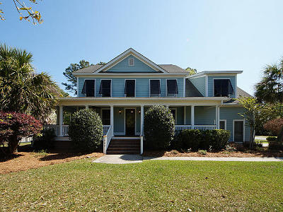 Single Family Home For Sale: 280 Marsh Ibis Trail