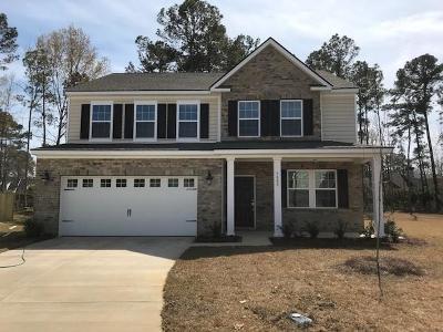 Ladson Single Family Home For Sale: 9808 Boxelder Court