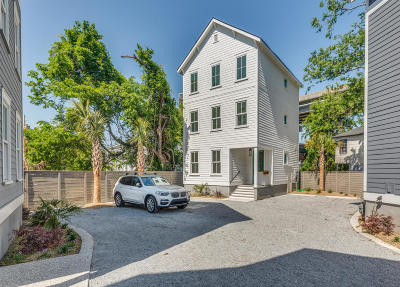 Single Family Home For Sale: 8 Simons Street #D