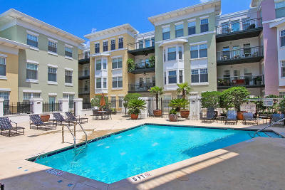 Charleston Attached For Sale: 498 Albemarle Road #306