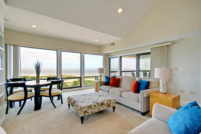 Isle Of Palms Attached For Sale: 4409 Ocean Club