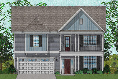 Single Family Home Contingent: 242 Saxony Loop