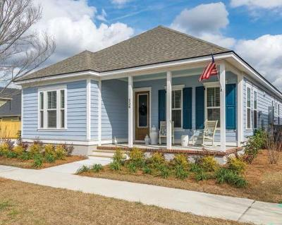 Single Family Home For Sale: 108 Bright Leaf Loop