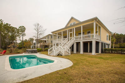 Rivertowne Country Club Single Family Home For Sale: 1536 Rivertowne Country Club Drive