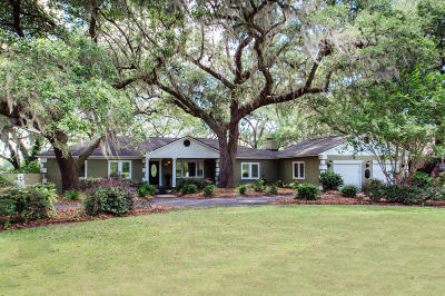 Single Family Home Contingent: 5283 Chaplins Landing Road
