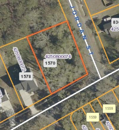 Residential Lots & Land For Sale: 1570 Highland Avenue