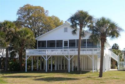 Edisto Island Single Family Home For Sale: 3301 Palmetto Boulevard