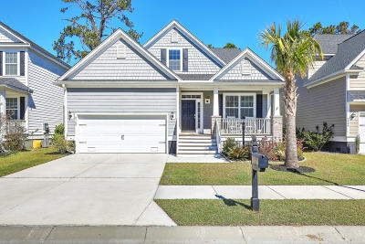 Charleston Single Family Home For Sale: 2148 Pentland Drive