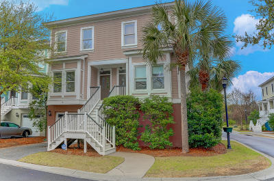 Charleston County Attached For Sale: 111 Howard Mary Drive #B