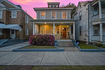 Single Family Home Contingent: 4 Carolina Street