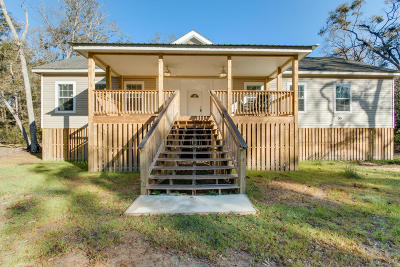Edisto Island Single Family Home Contingent: 8416 Palmetto Road