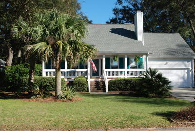 Charleston Single Family Home For Sale: 119 Oyster Point Row