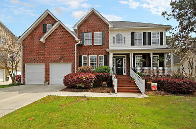 Single Family Home For Sale: 2372 Bergeron Way
